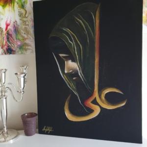 imam ali painting